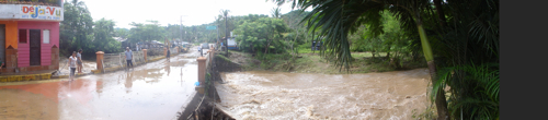 Bridge Overflow at San Pancho