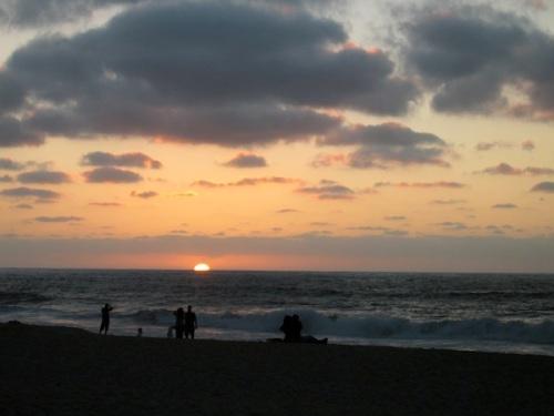 San Pancho Sunset 2010
