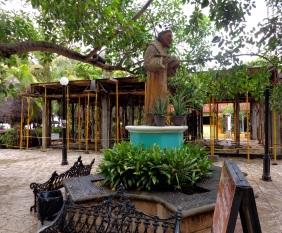 The Malecon at San Pancho,Nayarit,Mexico